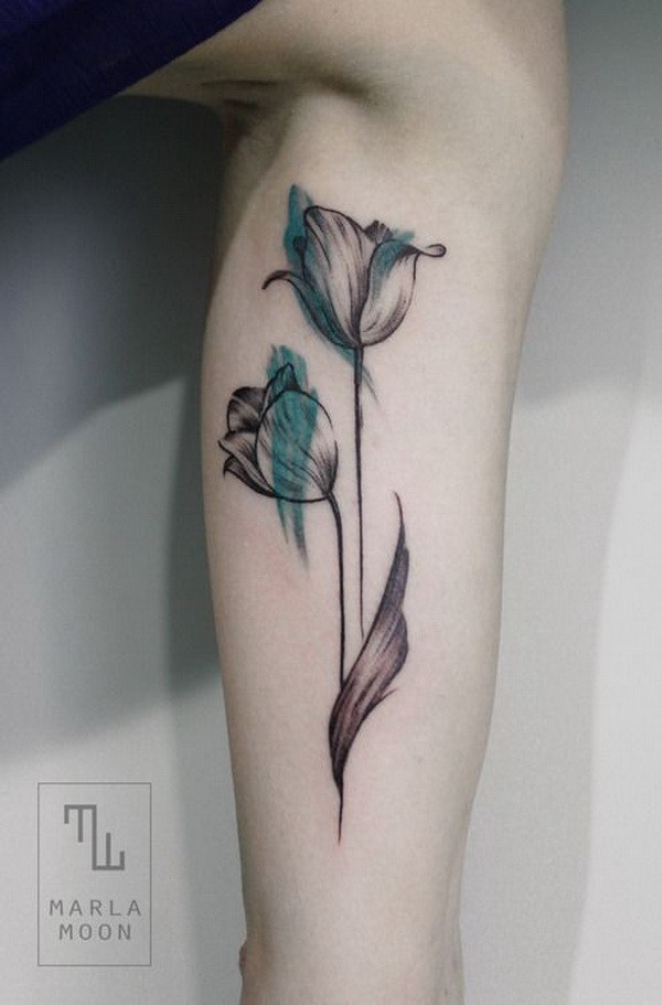 1-flower-tattoo-design-ideas
