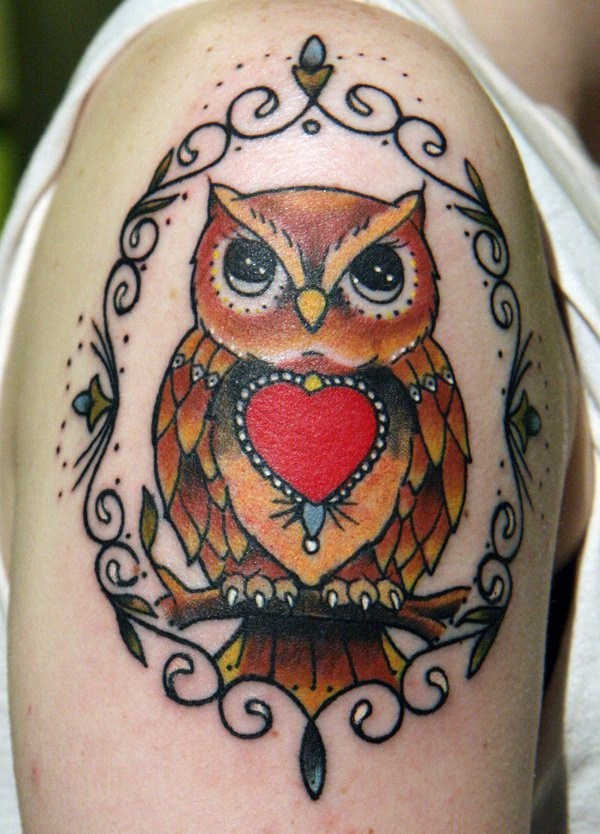 2-owl-tattoo-ideas