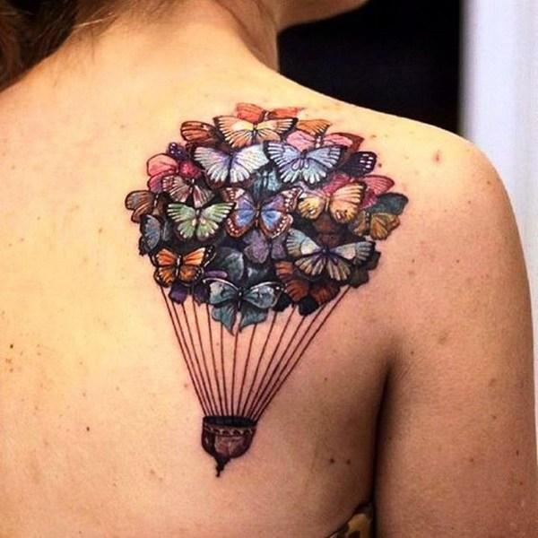 45 fantastici tatuaggi da fare sulla spalla. Black Bedroom Furniture Sets. Home Design Ideas