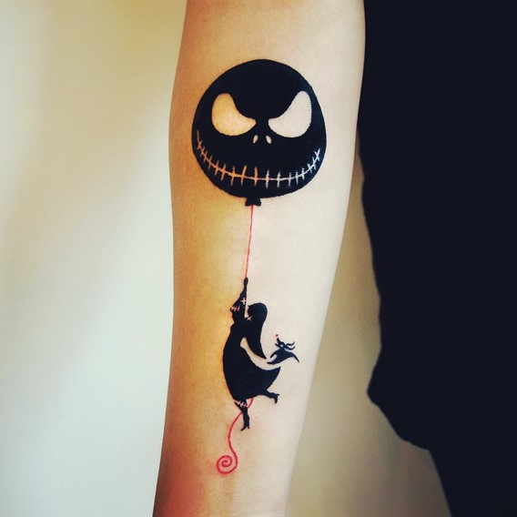 nightmare-before-christmas-tattoos-designs-2