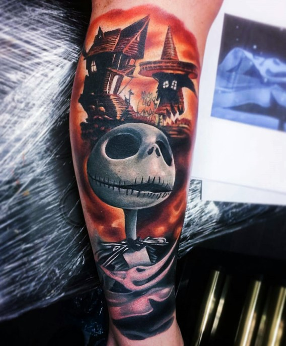 jack-nightmare-before-christmas-tattoos