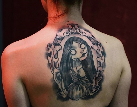 nightmare-before-christmas-sally-tattoos