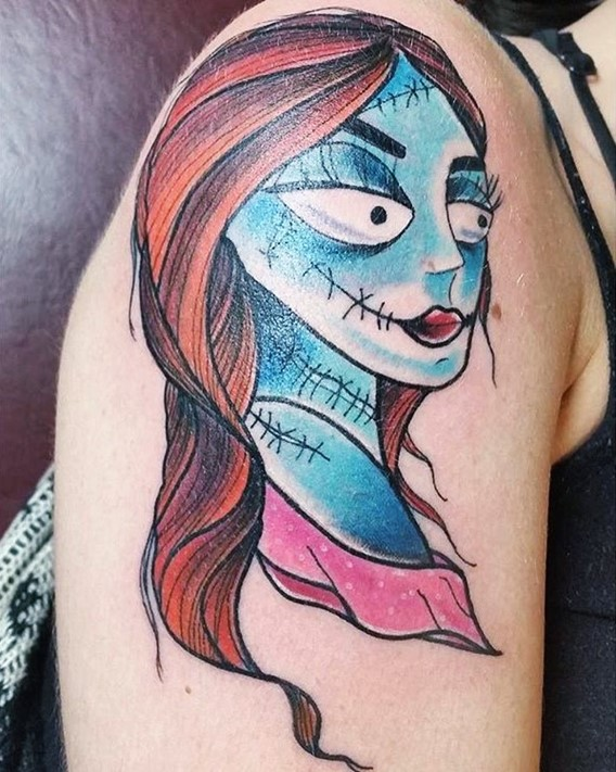 nightmare-before-christmas-tattoos-sally