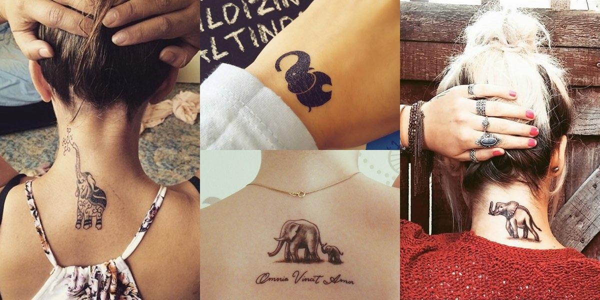 tatuaggi-elefante
