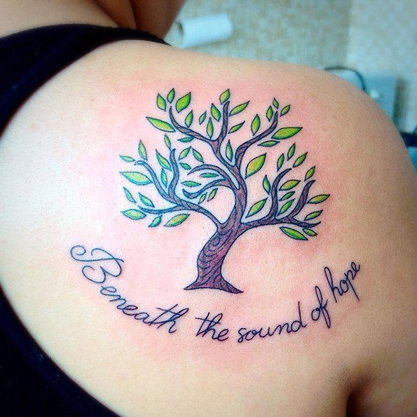 tree-tattoos-with-words-on-back