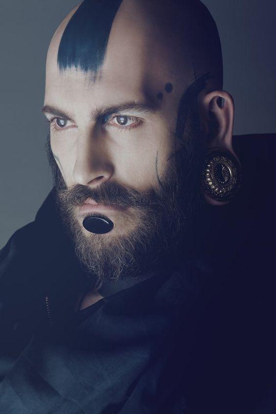 fashion-face-tattoo