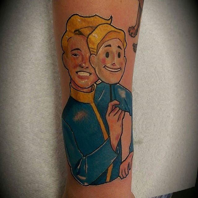 vault-boy-tattoo-ideas