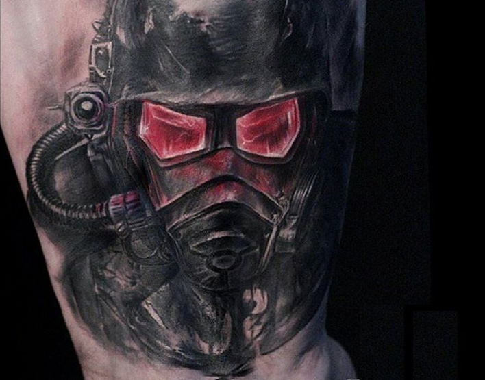 ncr-ranger-fallout-4-tattoo-ideas