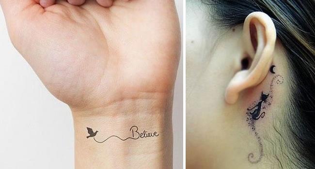 tatuagem-no-pulso-e-na-orelha