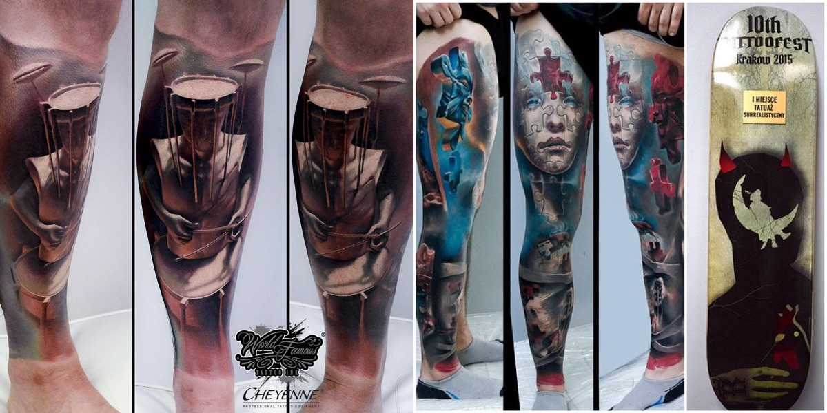 tattoo russia