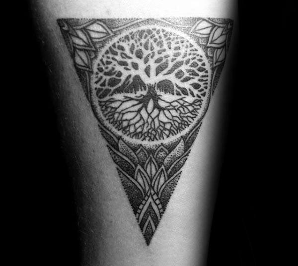 Tattoo Ideas Vita: Tatuaggio Albero Della Vita: Foto E Significati