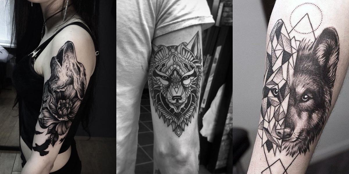Molto Tatuaggio lupo: significati e tanti modelli da scegliere! IB93