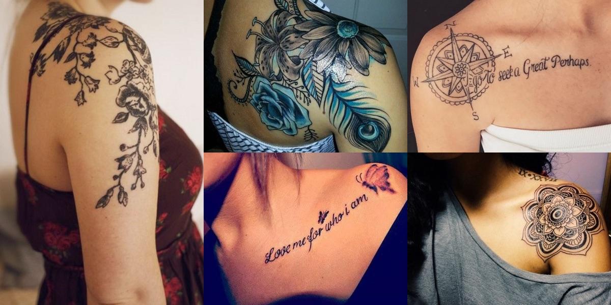 45 fantastici tatuaggi da fare sulla spalla