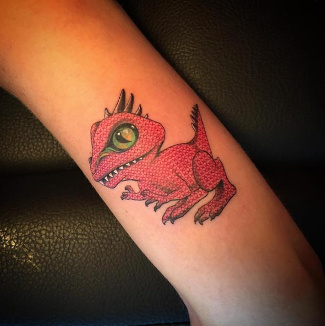 dinosaur-tattoo