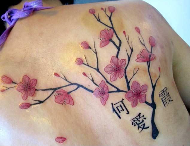 kawaii-cherry-blossom-tattoo