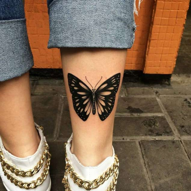 leg-butterfly-tattoo