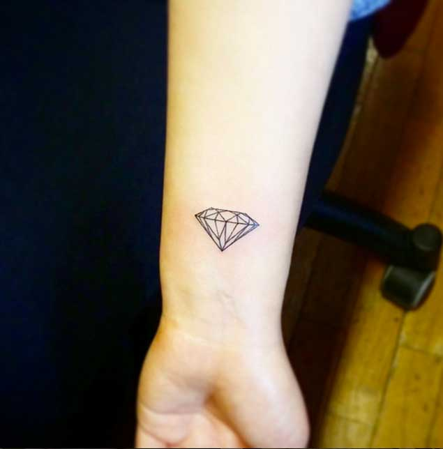 simple-diamond-tattoo