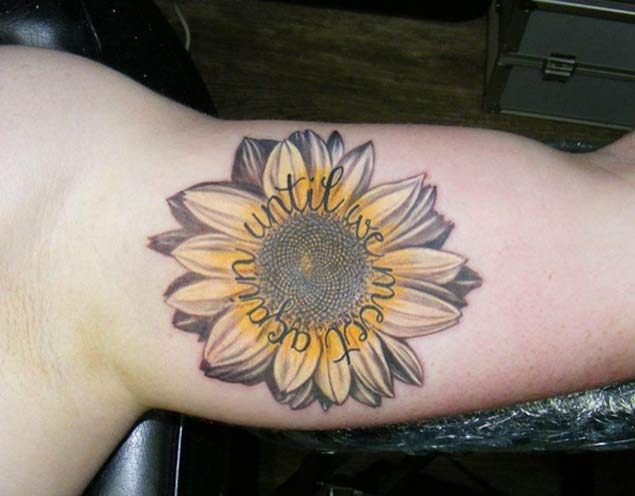 sunflower-tattoo-design-18