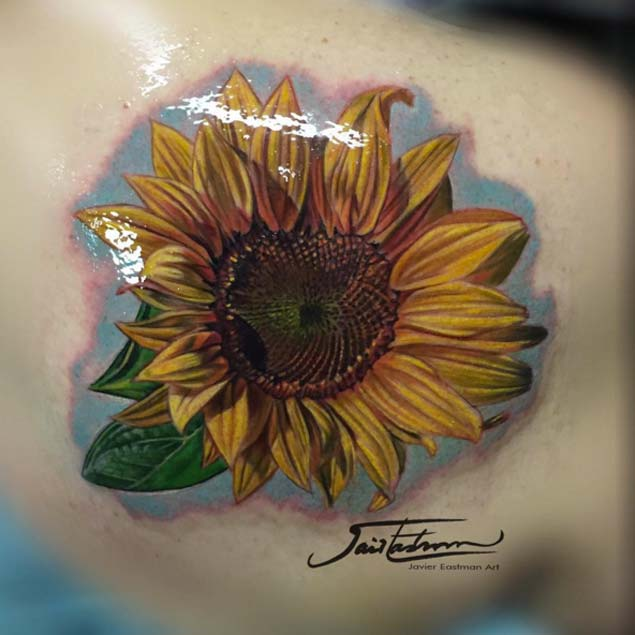sunflower-tattoo-design-21