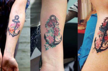 tatuaggi ancora