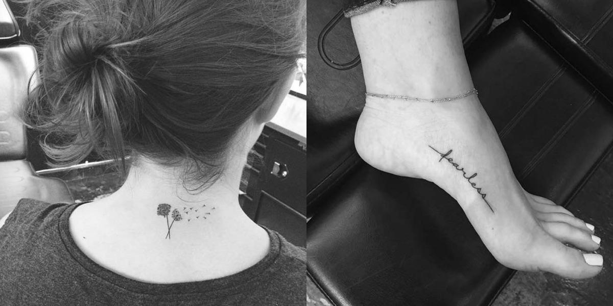 tatuaggi piccoli