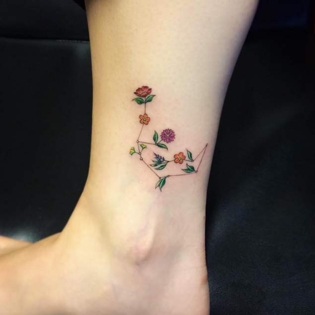 tiny-flower-tattoos