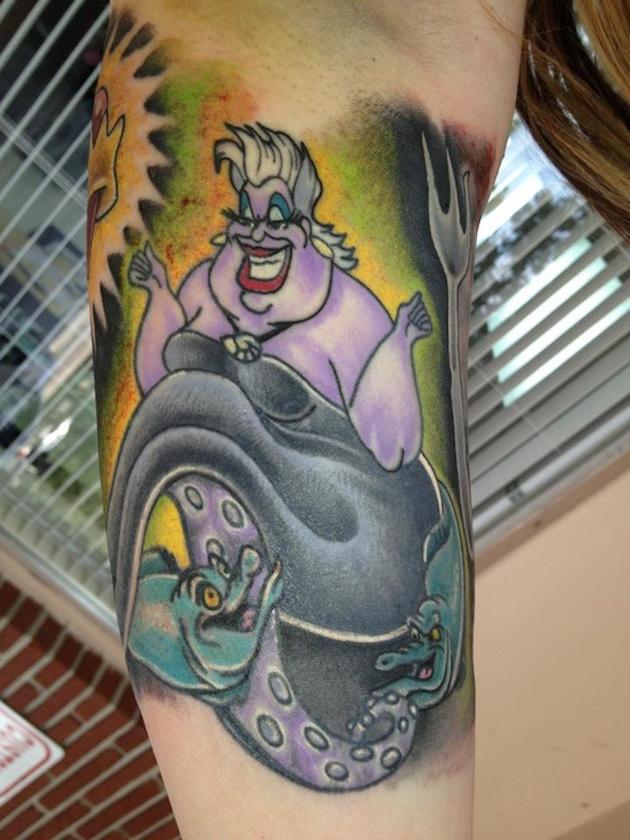 ursula-little-mermaid-tattoo-243