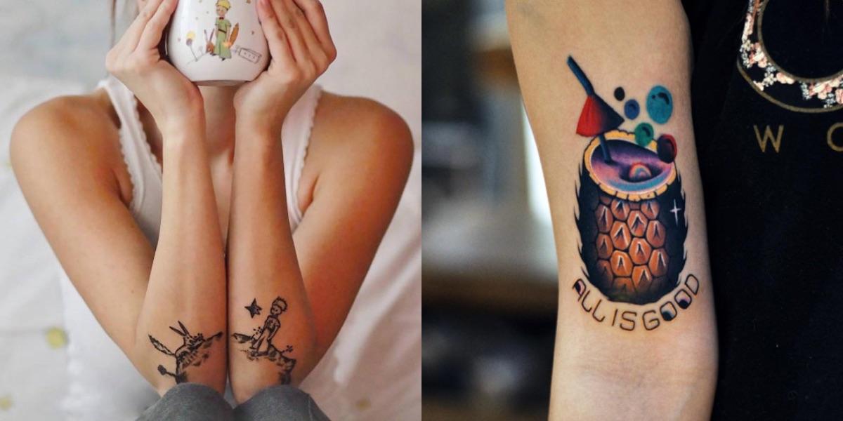 45 tatuaggi sensazionali che ogni donna dovrebbe vedere