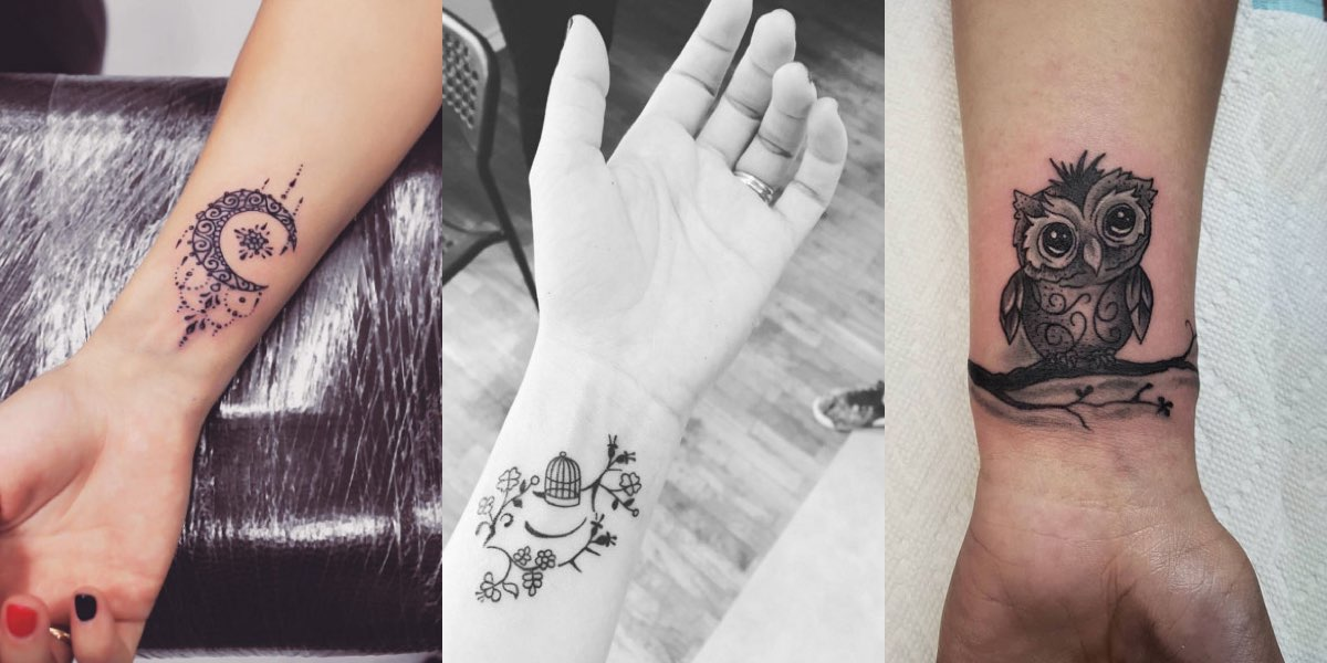 50 tattoo che potete farvi sul polso!