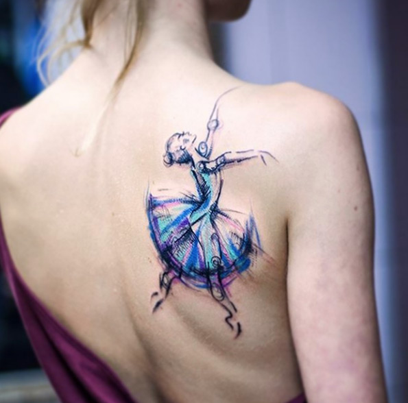 spesso Style Archivi - TatuaggiStyle.it YD24