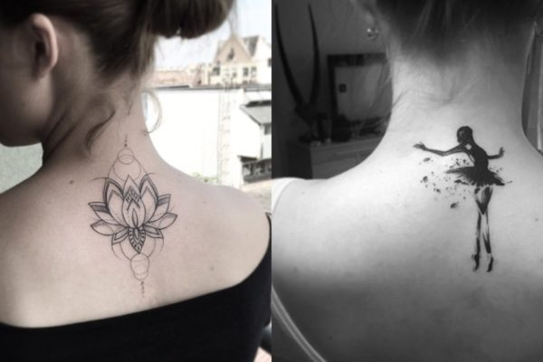 tatuaggi nuca