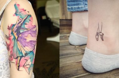 tatuaggi danza