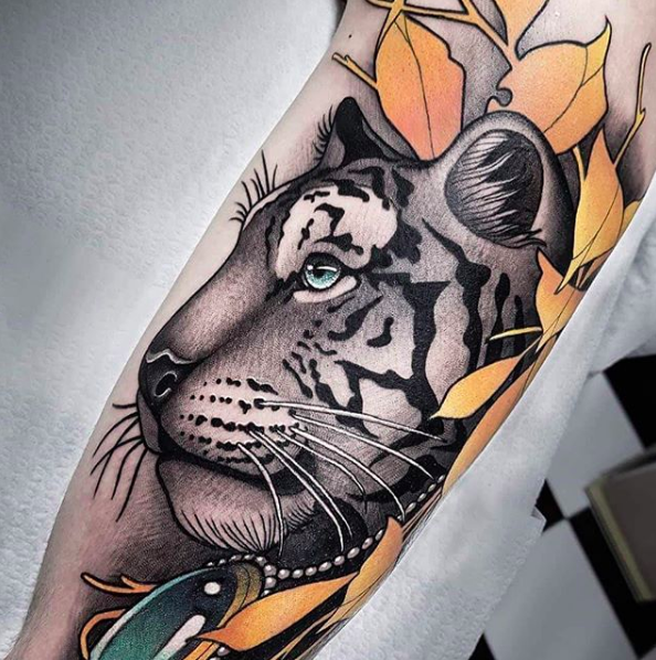 tatuaggio Braccio