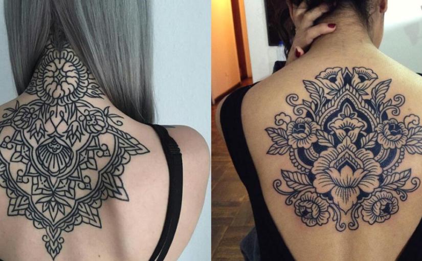 Tatuaggi schiena, ecco come scegliere gli stili migliori per uomo e donna!