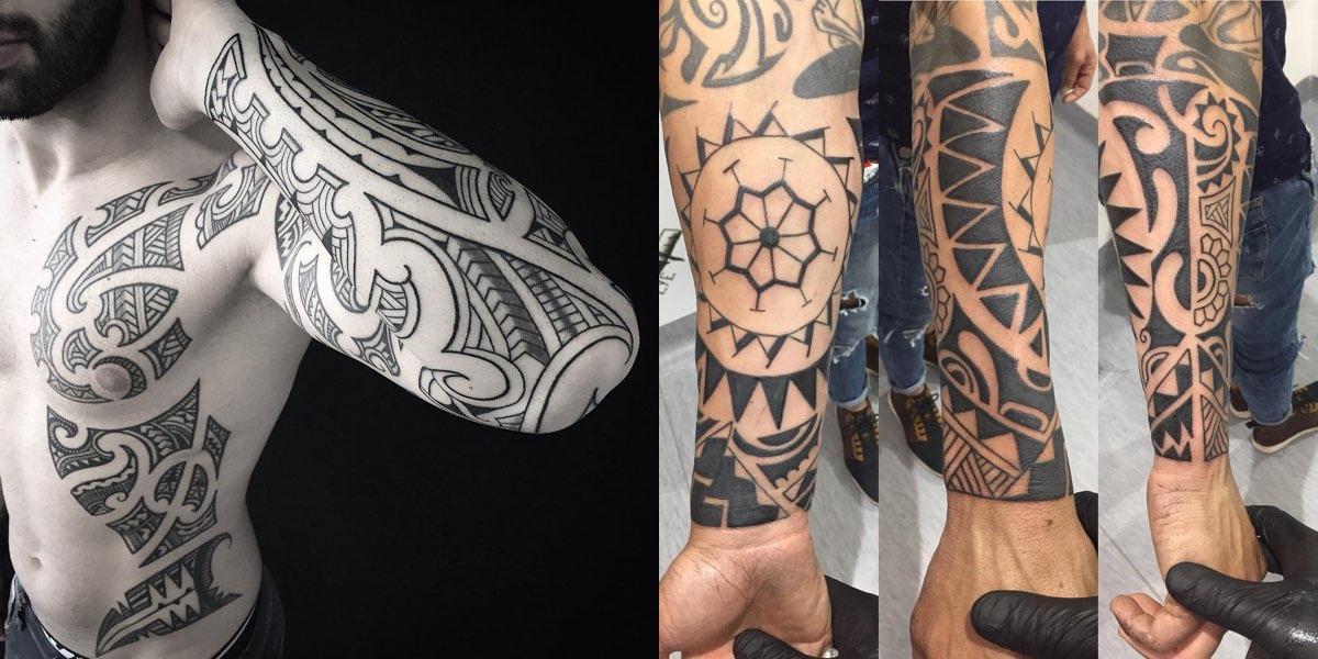 Tatuaggi tribali: una guida per scegliere il tattoo Maori adatto a voi.