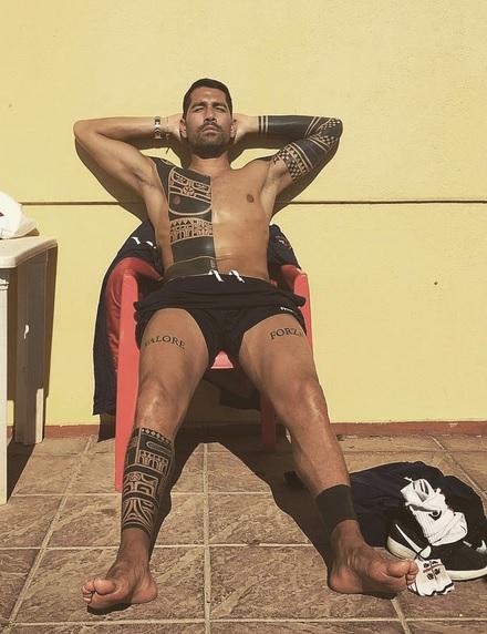 Tatuaggi Calciatori