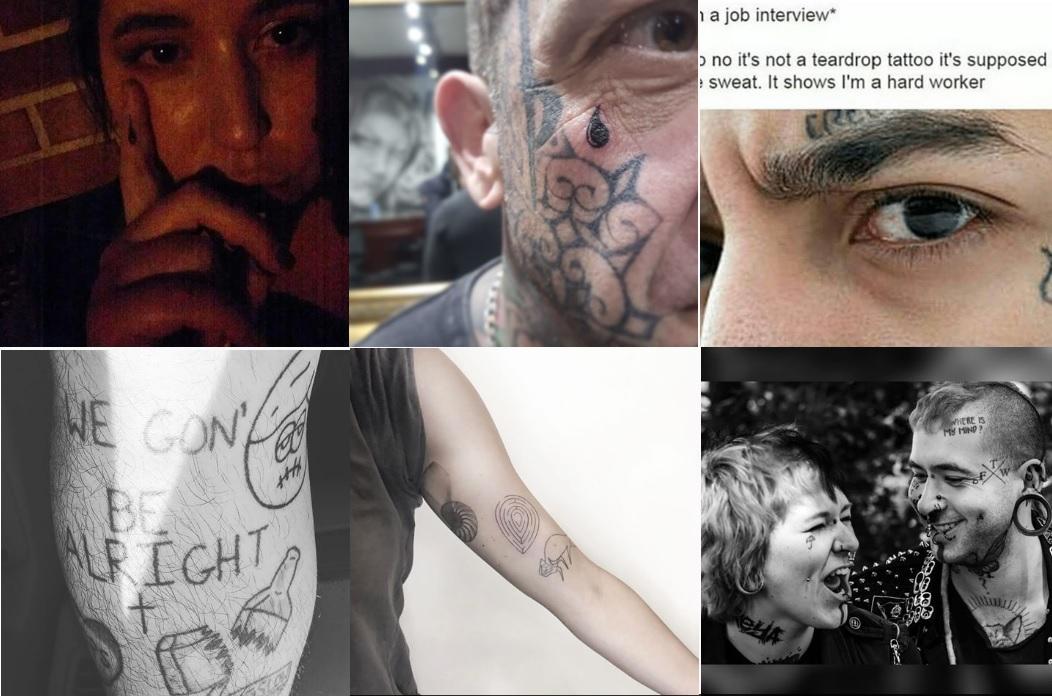tatuaggio di perdita di pesona
